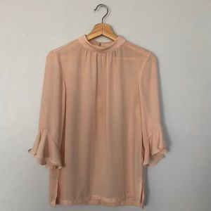 3/4 length blouse from H&M